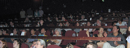 Alamo crowd at Idiocracy