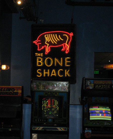 The Bone Shack