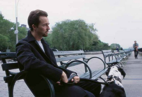 Edward Norton in 25th Hour