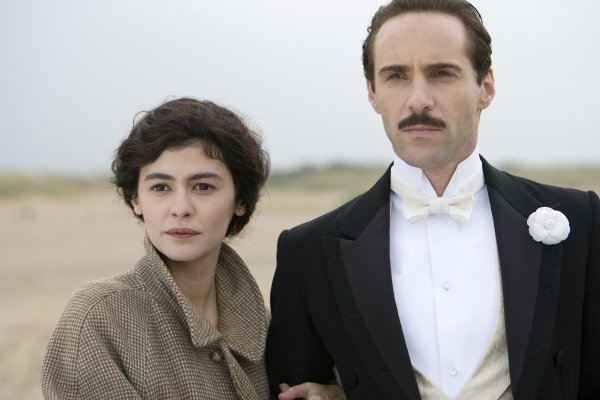 Alessandro Nivola and Audrey Tautou in Coco Before Chanel