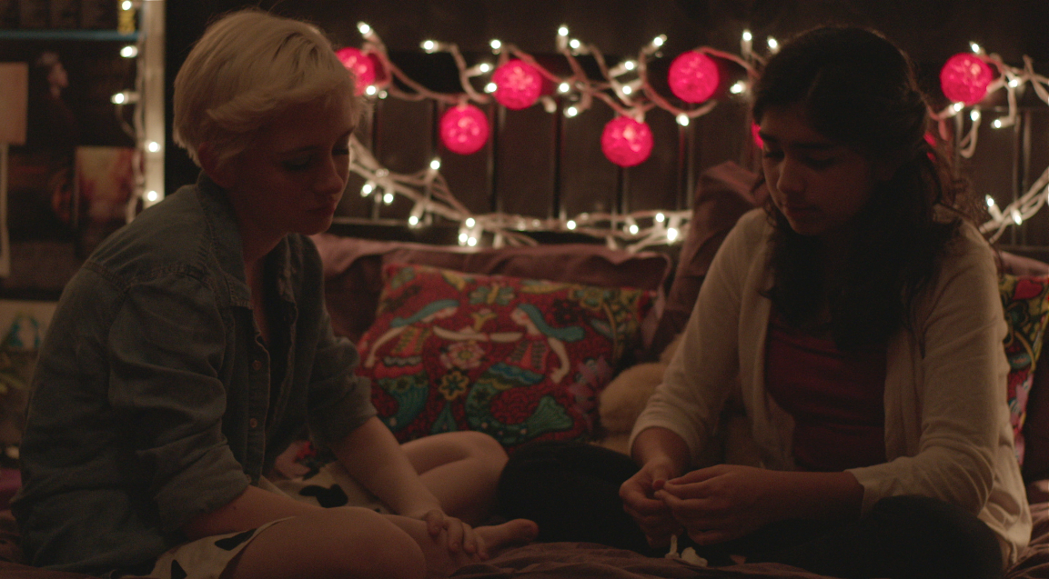 Still from I Was a Teenage Girl