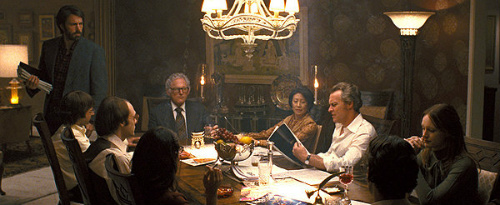 Ben Affleck, Victor Garber, Page Leong, Tate Donovan and others in ARGO
