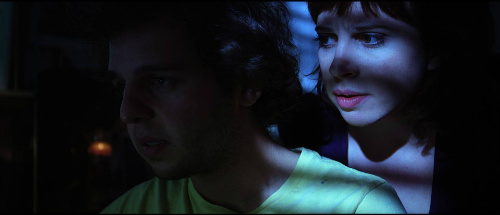Alex Dobrenko and Ashley Spillers in Arlo & Julie