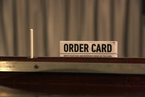 Order Card
