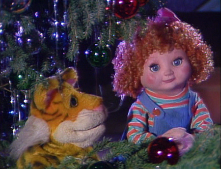 Still from The Christmas Toy