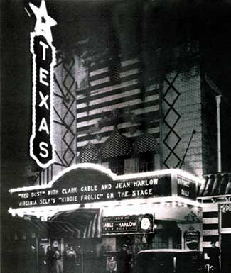 The Texas Theatre