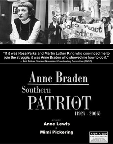 Anne Braden Southern Patriot