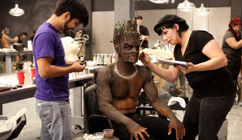 Austin Meets Syfy: 'Face Off' Contestant Eric Zapata ...