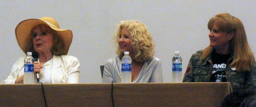 Carrie cast at Texas Frightmare Weekend