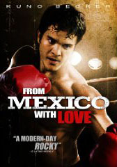 From Mexico with Love DVD cover