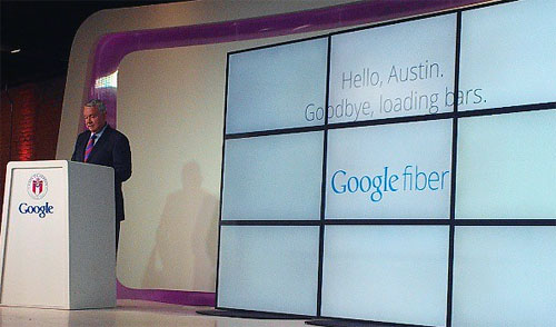 Lee Leffingwell and Google Fiber