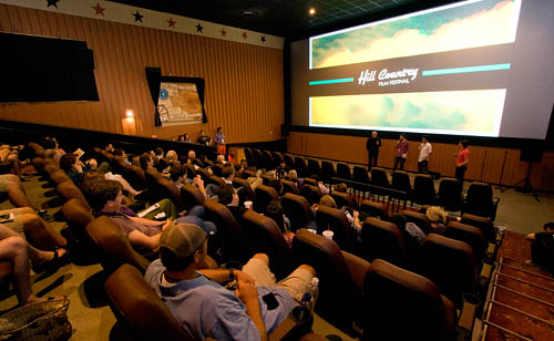 Hill Country Film Festival by Adam Boley