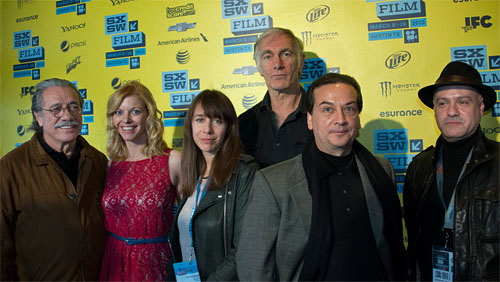 Go for Sisters red carpet at SXSW