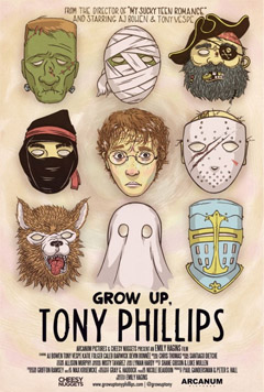 Grow Up, Tony Phillips poster