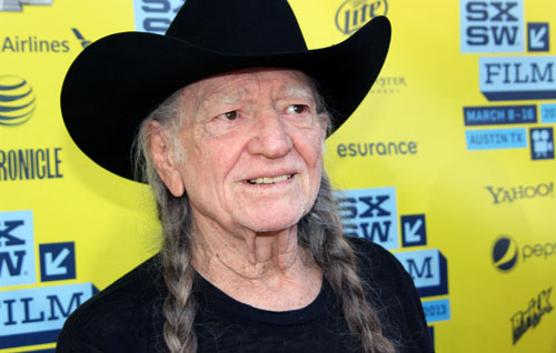 Willie Nelson at SXSW
