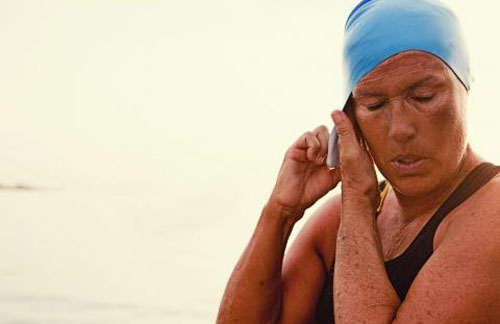 Diana Nyad in The Other Shore