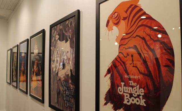 Mondo's Nothing Impossible Posters