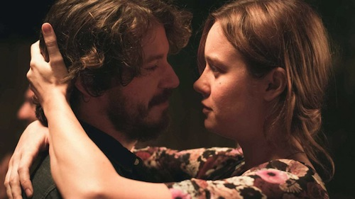 "John Gallagher Jr. and Brie Larson star in ""Short Term 12"""