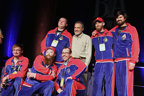 Austin Beerworks Team