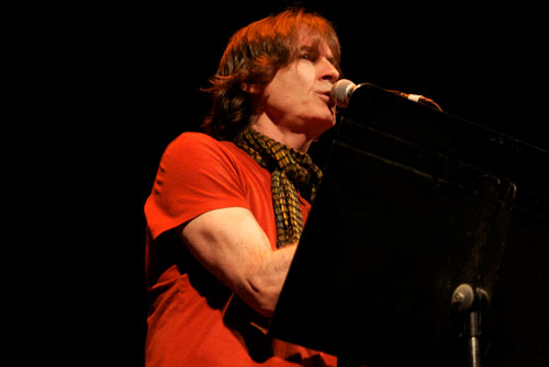 Jody Stephens of Big Star