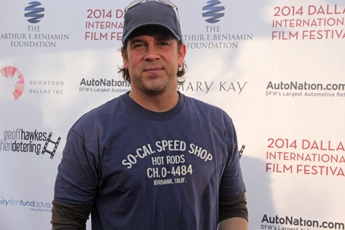 Christian Kane of '50 to 1' by Debbie Cerda, for use with attribution