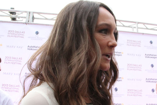 Sharni Vinson of You're Next
