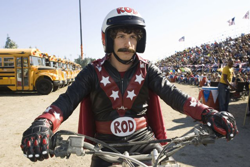 Andy Samberg in 'Hot Rod'