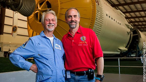Owen and Richard Garriott of Man on a Mission