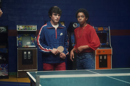 Ping Pong Summer Still Photo