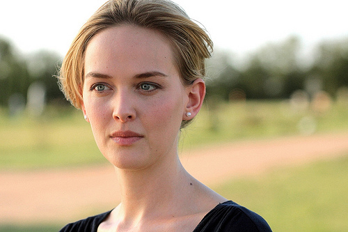 Jess Weixler of The Man Who Never Cried