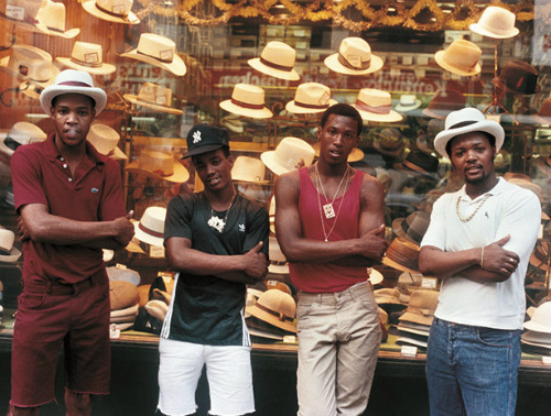 Photo by Jamel Shabazz, seen in Jamel Shabazz Street Photographer