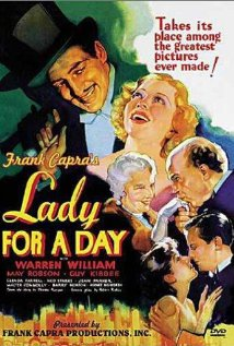 Lady for a Day poster