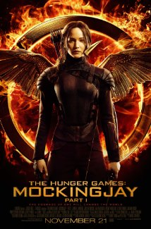 The Hunger Games: Mockingjay pt 1