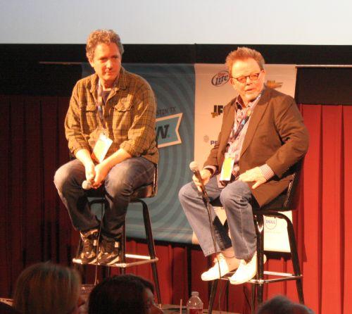 Stephen Kessler & Paul Williams