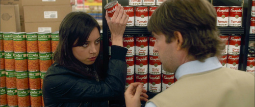Aubrey Plaza and Mark Duplass in Safety Not Guaranteed