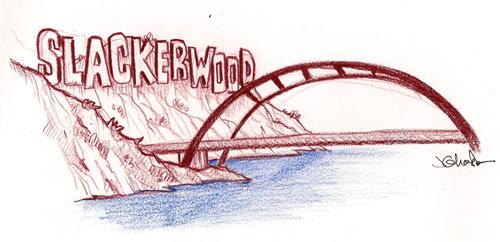 Slackerwood, by John Gholson