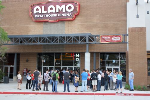 Line for Safety Not Guaranteed at Alamo Slaughter