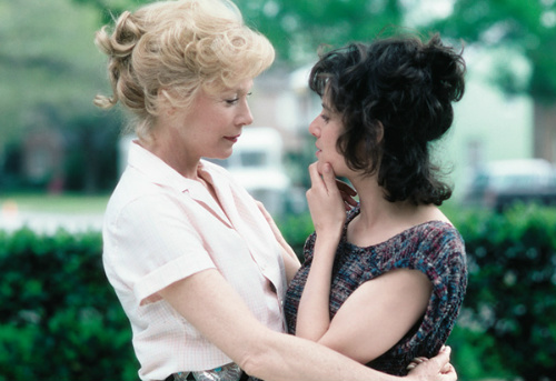 Shirley MacLaine and Debra Winger in Terms of Endearment