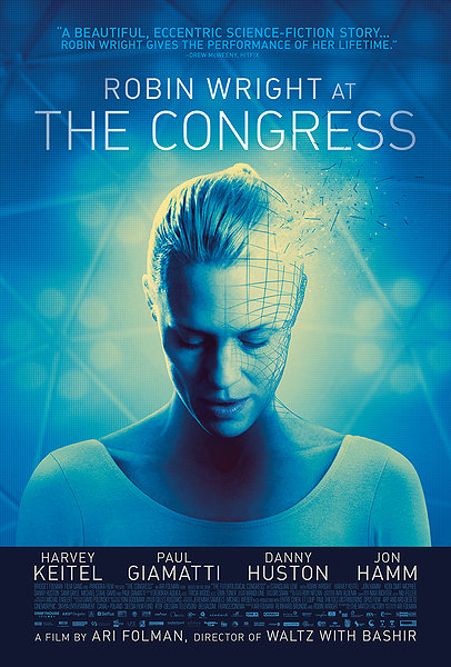 poster for The Congress