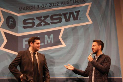 Gareth Evans & Mike Shinoda