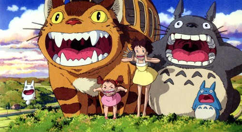 Still from My Neighbor Totoro