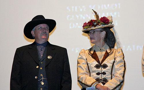 Palo Pinto Gold costumes