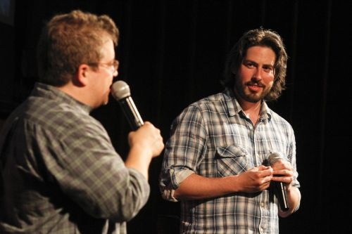 Patton Oswalt & Jason Reitman